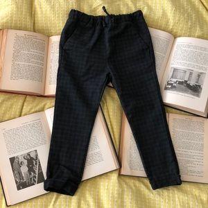 Zara Kids Woven Boy's Pants sz 5
